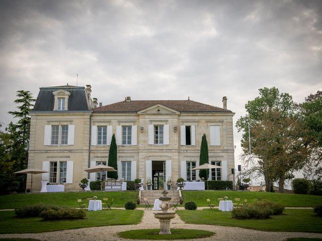 Le mariage de Sebastien et Marlene à Moulon, Gironde 28