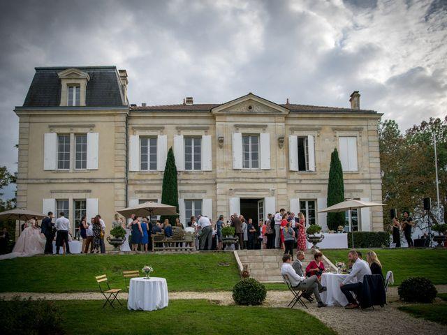 Le mariage de Sebastien et Marlene à Moulon, Gironde 30