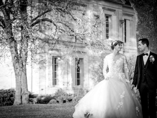 Le mariage de Sebastien et Marlene à Moulon, Gironde 43