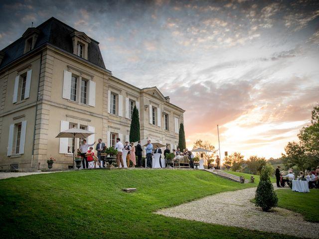 Le mariage de Sebastien et Marlene à Moulon, Gironde 45