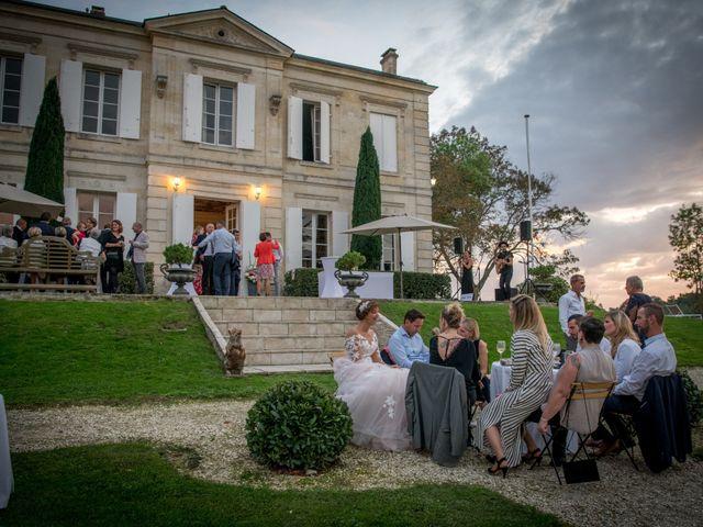 Le mariage de Sebastien et Marlene à Moulon, Gironde 46