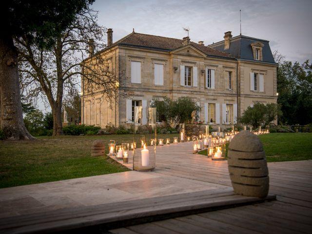 Le mariage de Sebastien et Marlene à Moulon, Gironde 47