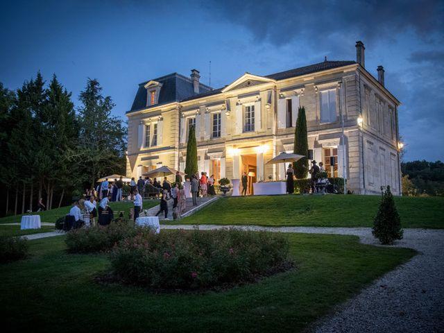Le mariage de Sebastien et Marlene à Moulon, Gironde 48