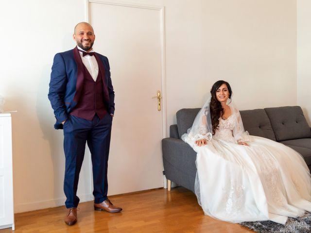 Le mariage de Chouky et Sabrina à Santeny, Val-de-Marne 7
