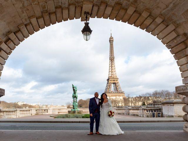 Le mariage de Chouky et Sabrina à Santeny, Val-de-Marne 11