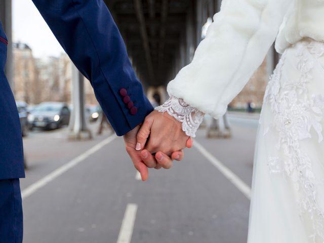 Le mariage de Chouky et Sabrina à Santeny, Val-de-Marne 12