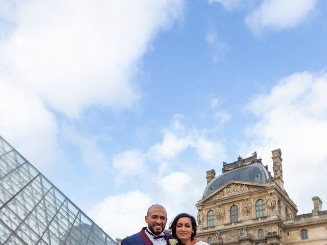 Le mariage de Chouky et Sabrina à Santeny, Val-de-Marne 15