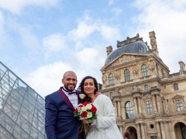 Le mariage de Chouky et Sabrina à Santeny, Val-de-Marne 16