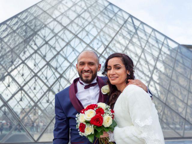 Le mariage de Chouky et Sabrina à Santeny, Val-de-Marne 17