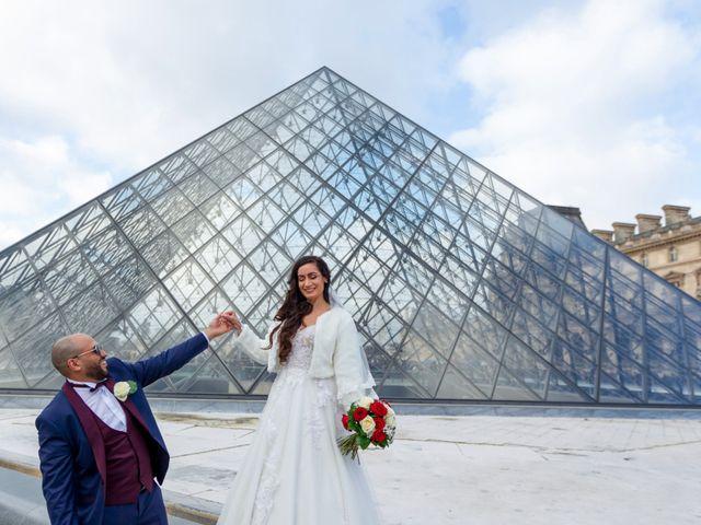 Le mariage de Chouky et Sabrina à Santeny, Val-de-Marne 18