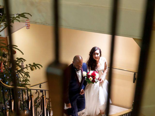 Le mariage de Chouky et Sabrina à Santeny, Val-de-Marne 23