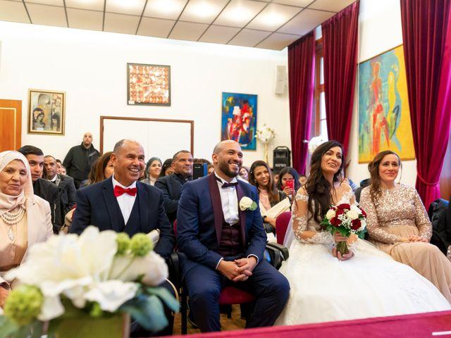 Le mariage de Chouky et Sabrina à Santeny, Val-de-Marne 24