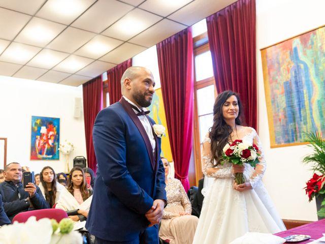 Le mariage de Chouky et Sabrina à Santeny, Val-de-Marne 27