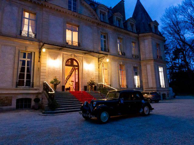 Le mariage de Chouky et Sabrina à Santeny, Val-de-Marne 30