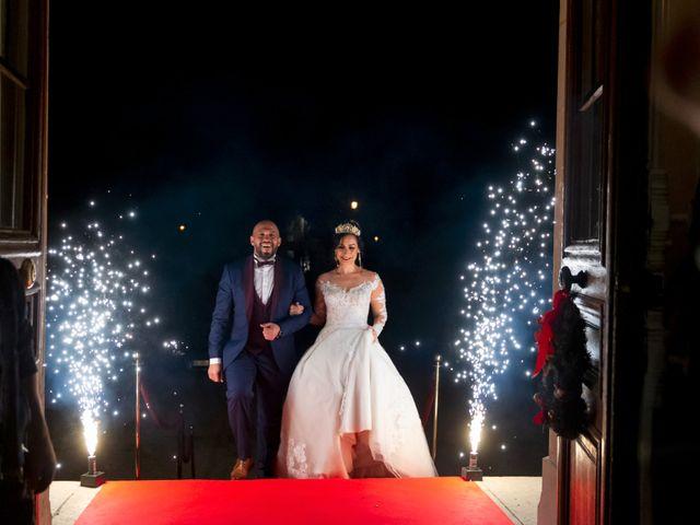 Le mariage de Chouky et Sabrina à Santeny, Val-de-Marne 36