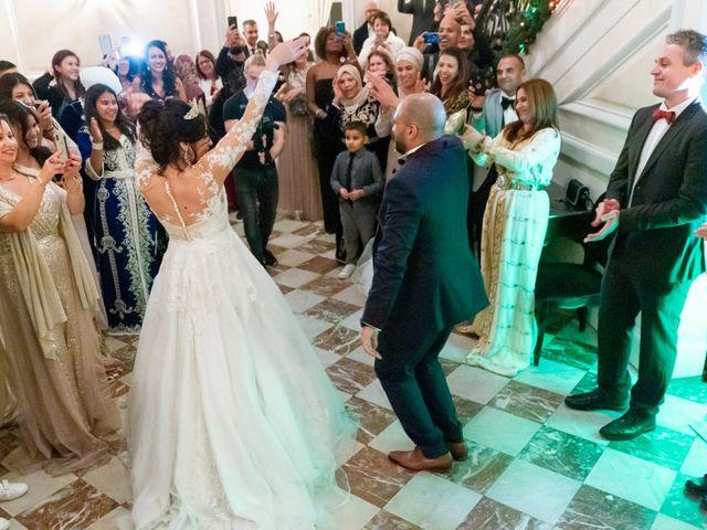 Le mariage de Chouky et Sabrina à Santeny, Val-de-Marne 37