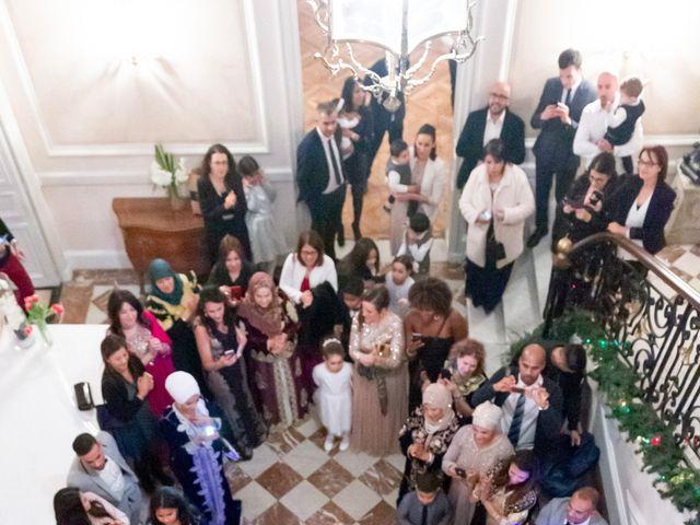 Le mariage de Chouky et Sabrina à Santeny, Val-de-Marne 38