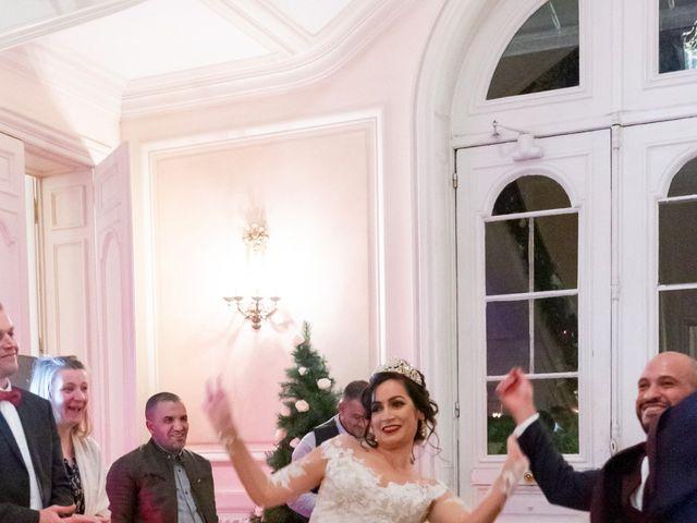 Le mariage de Chouky et Sabrina à Santeny, Val-de-Marne 41