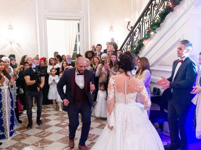 Le mariage de Chouky et Sabrina à Santeny, Val-de-Marne 43