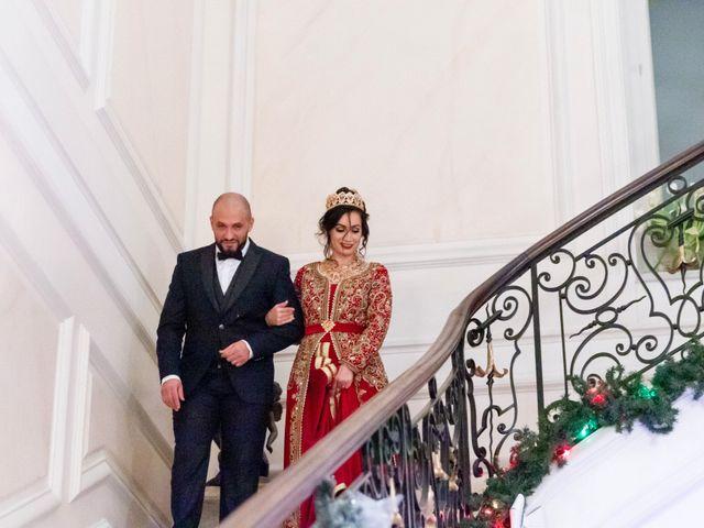Le mariage de Chouky et Sabrina à Santeny, Val-de-Marne 45