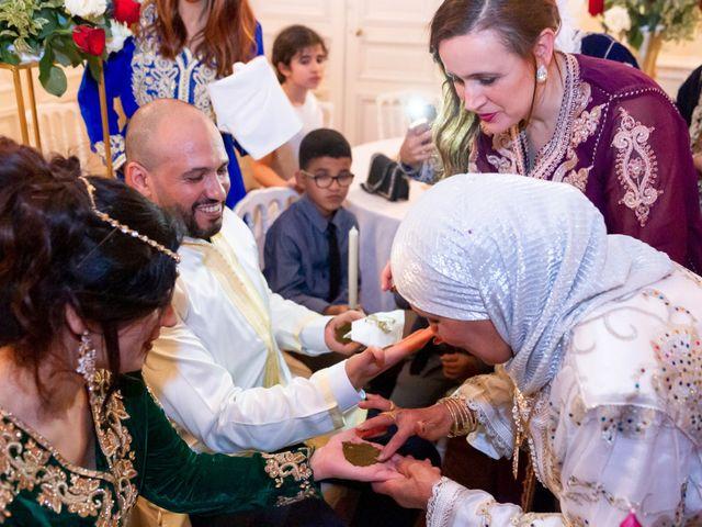 Le mariage de Chouky et Sabrina à Santeny, Val-de-Marne 53