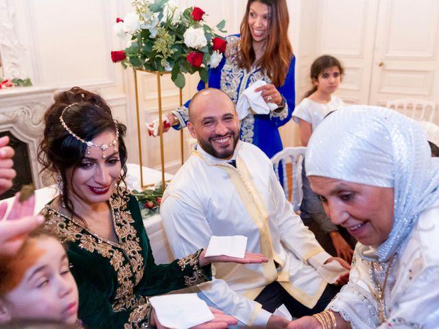 Le mariage de Chouky et Sabrina à Santeny, Val-de-Marne 54
