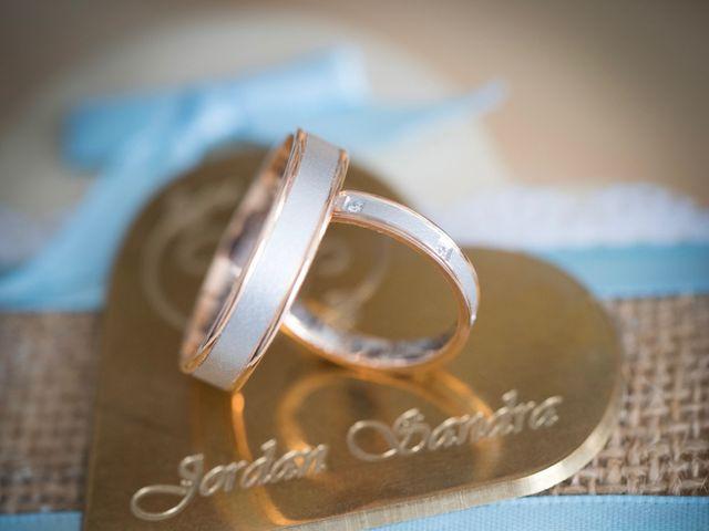 Le mariage de Jordan et Sandra à Tracy-le-Val, Oise 15
