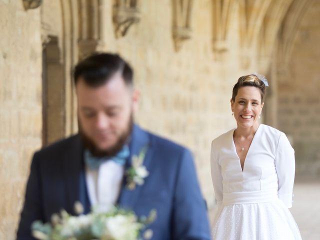 Le mariage de Jordan et Sandra à Tracy-le-Val, Oise 22