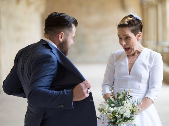 Le mariage de Jordan et Sandra à Tracy-le-Val, Oise 32