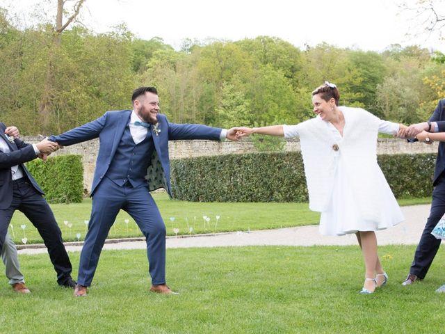 Le mariage de Jordan et Sandra à Tracy-le-Val, Oise 42