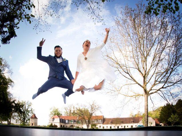Le mariage de Jordan et Sandra à Tracy-le-Val, Oise 44