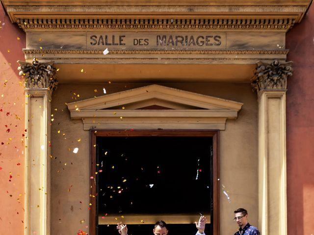 Le mariage de Loïc et Alice à Menton, Alpes-Maritimes 10