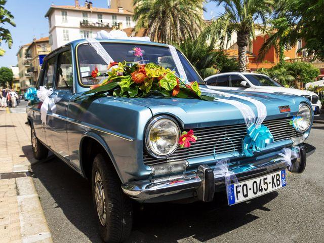 Le mariage de Loïc et Alice à Menton, Alpes-Maritimes 11