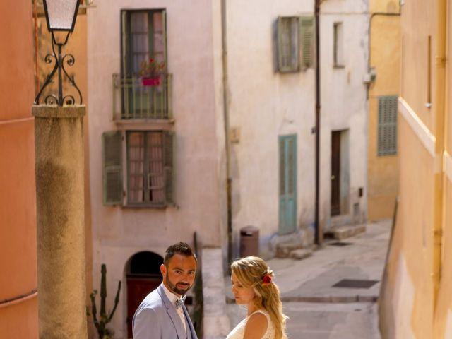 Le mariage de Loïc et Alice à Menton, Alpes-Maritimes 1