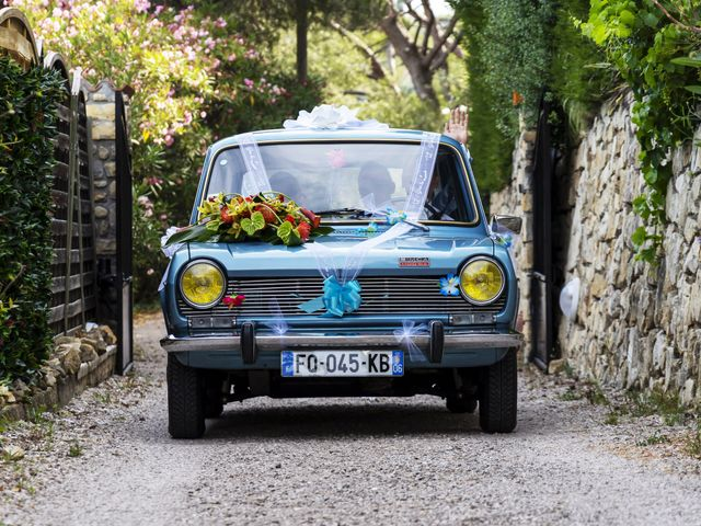 Le mariage de Loïc et Alice à Menton, Alpes-Maritimes 24