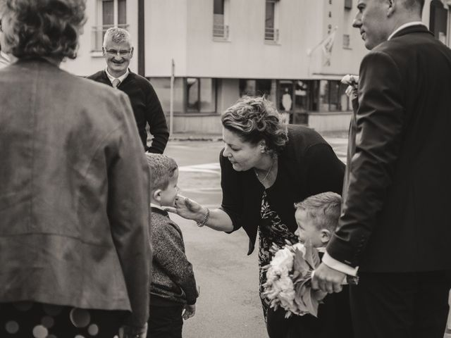 Le mariage de Fabien et Audrey à Nozay, Loire Atlantique 3