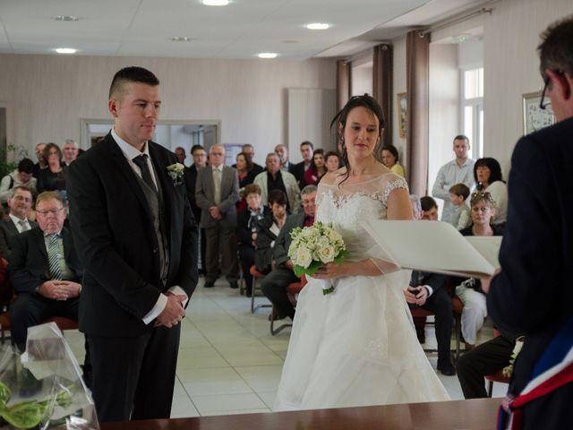 Le mariage de Fabien et Audrey à Nozay, Loire Atlantique 5