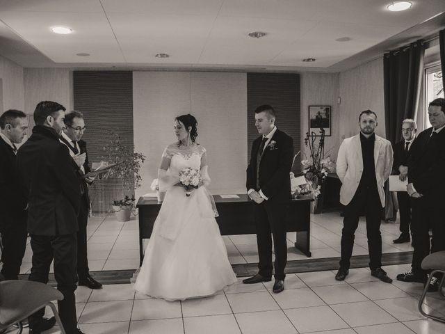 Le mariage de Fabien et Audrey à Nozay, Loire Atlantique 7
