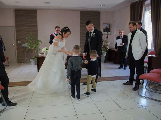 Le mariage de Fabien et Audrey à Nozay, Loire Atlantique 8