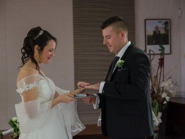 Le mariage de Fabien et Audrey à Nozay, Loire Atlantique 12