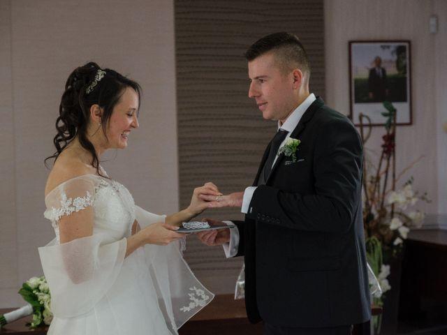 Le mariage de Fabien et Audrey à Nozay, Loire Atlantique 13