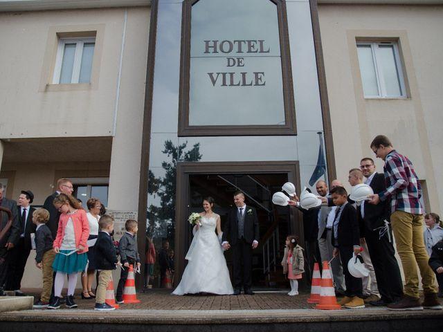 Le mariage de Fabien et Audrey à Nozay, Loire Atlantique 15