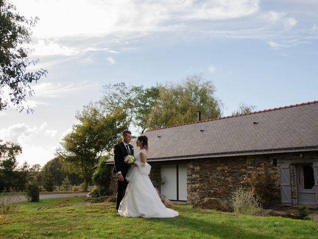 Le mariage de Fabien et Audrey à Nozay, Loire Atlantique 20