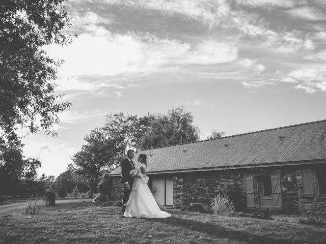 Le mariage de Fabien et Audrey à Nozay, Loire Atlantique 22