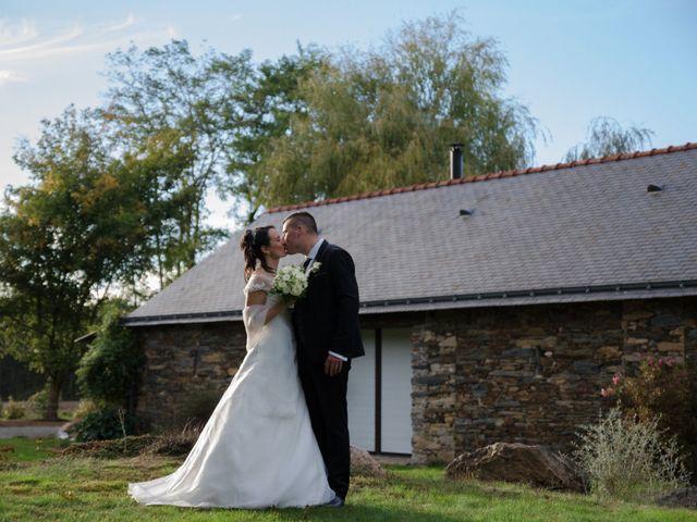 Le mariage de Fabien et Audrey à Nozay, Loire Atlantique 23