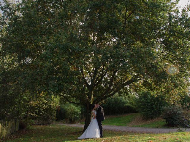 Le mariage de Fabien et Audrey à Nozay, Loire Atlantique 34