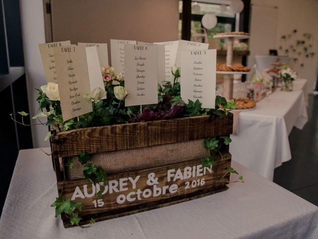 Le mariage de Fabien et Audrey à Nozay, Loire Atlantique 40