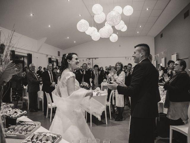 Le mariage de Fabien et Audrey à Nozay, Loire Atlantique 66
