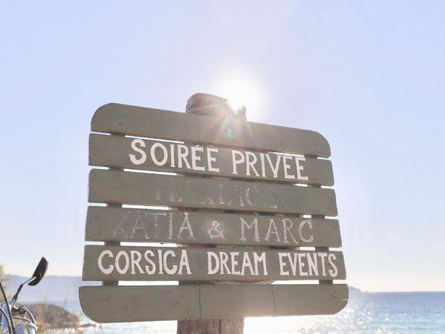 Le mariage de Marc  et Katia à Lumio, Corse 1