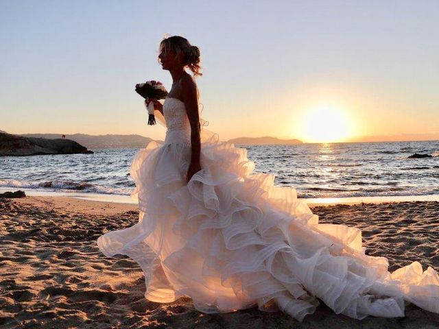 Le mariage de Marc  et Katia à Lumio, Corse 16